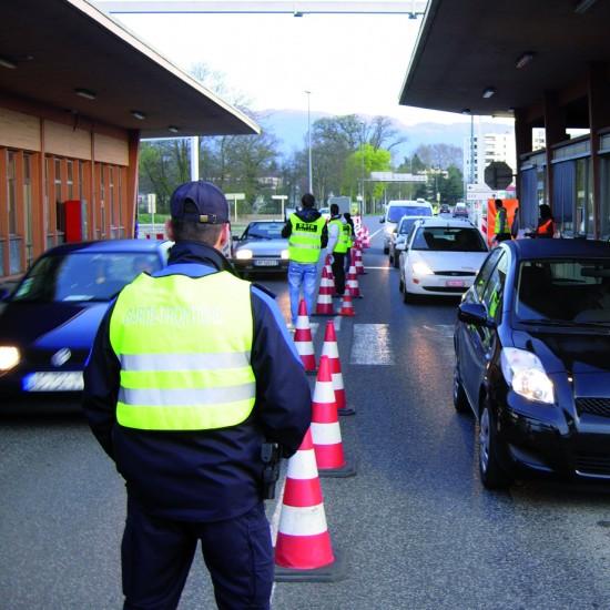 Enquête de trafic sur le canton de Genève