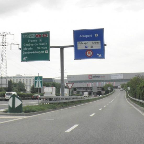 Genève comptage OFROU